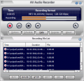 AV Audio Recorder Screenshot