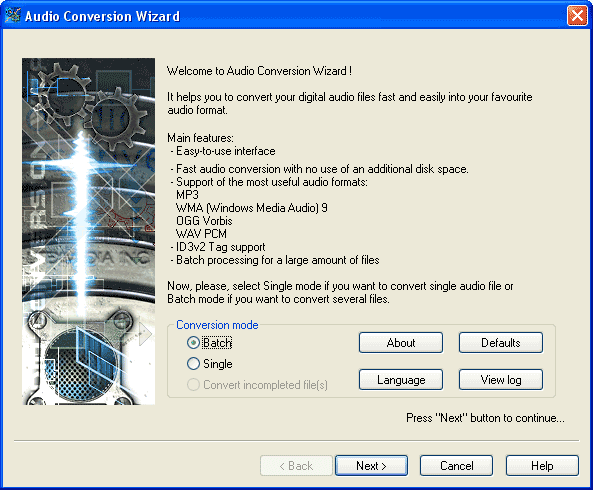 See more of Audio Conversion Wizard